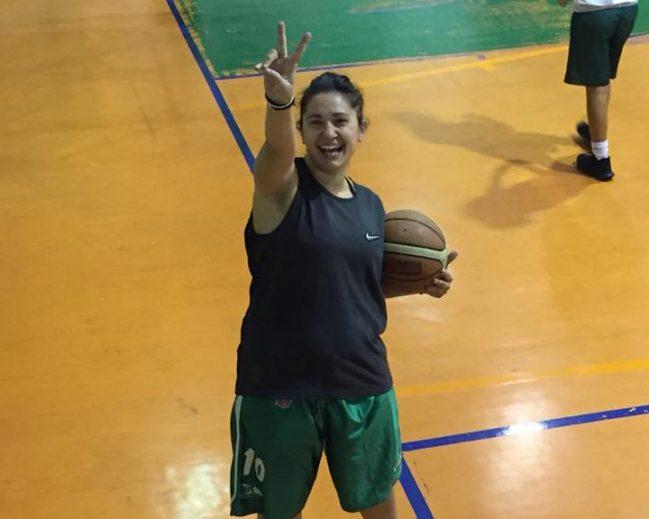 Silvia Di Iorio e il basket giocato: certi amori non finiscono, fanno dei giri immensi e poi ritornano