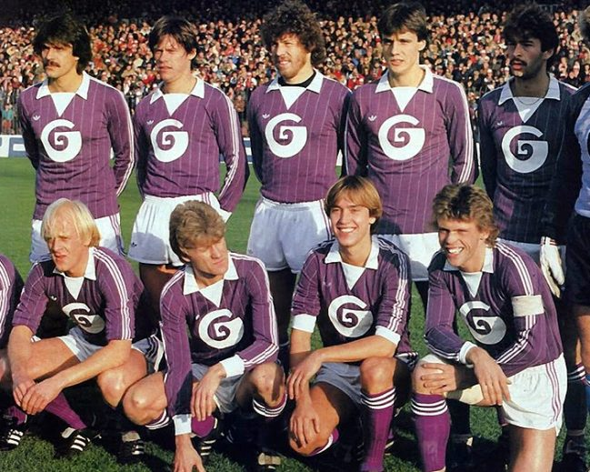 All Time XI: Anderlecht