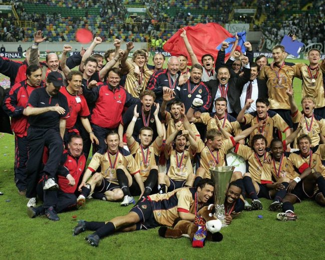 All Time XI: CSKA Mosca