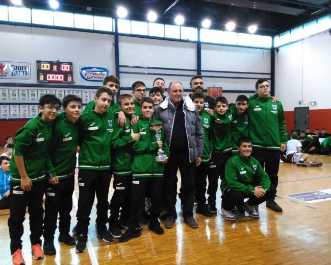 Sidigas Scandone Avellino alle Final Four del Campionato Under 13 Elite