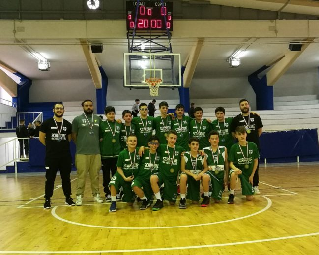 Sidigas Avellino: Final Four Under 13 Elite da batticuore!