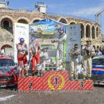 Podio Rally 2 Valli 2015
