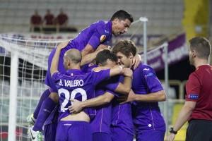 Soccer: Europa League, Fiorentina- Pacos Ferreira